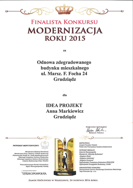 dyplom-Modernizacja-Roku-2015
