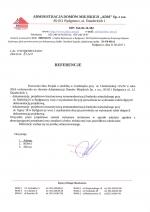 referencje ADM Bydgoszcz